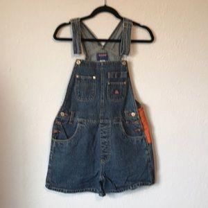 Vintage Bum jeans denim overalls